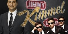 watch the lonely island (and alanis morissette) on kimmel